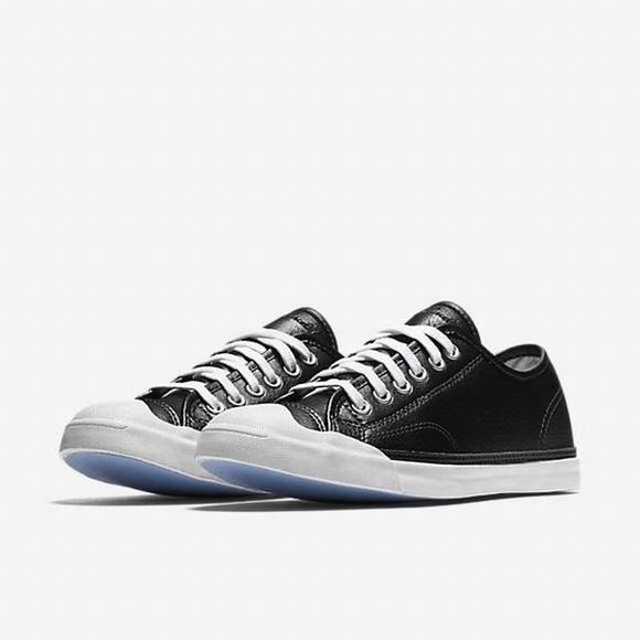 ec81253f05e6 Converse Shoes - Converse Jack Purcell Metallic Leather